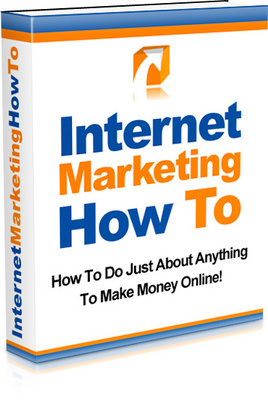 Product picture Internet Marketing How to - How To Do Just About Everything