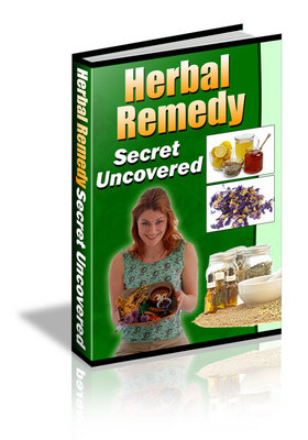 Product picture Herbal Remedy Secret Uncovered